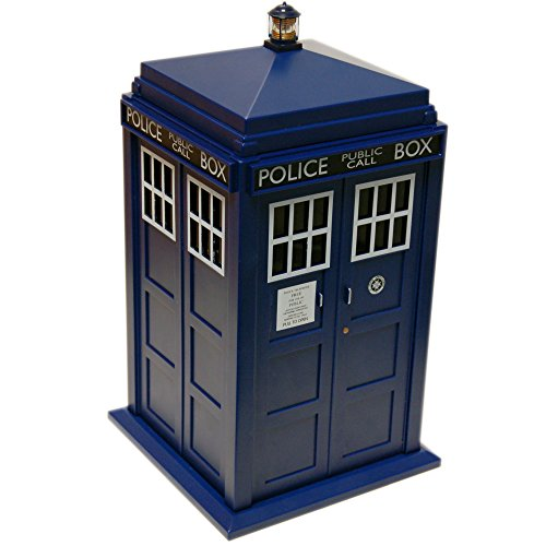 Dr Who Doctor Who Tardis Lights & Sounds Cookie Jar DR48