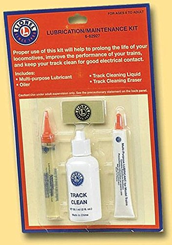 Lionel Lubrication/Maintenance Kit (Lionel Model Trains compare prices)