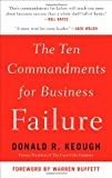 img - for The Ten Commandments for Business Failure book / textbook / text book