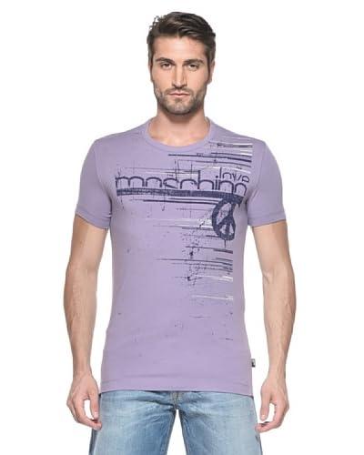Love Moschino T-Shirt Manica Corta [Viola]