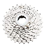 a2eae0ad224 ... 11-28t Cassette Silver Touring UPC 689228579019 product image for Shimano  HG400 9 Speed Mountain Bike Cassette - CS-HG400