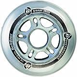 K2 Aftermarket Fitness Inline Skate Wheel 8-Pack - 84mm