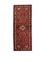 QURAMA Alfombra Persian Hoseinabad Rojo/Multicolor 190 x 73 cm