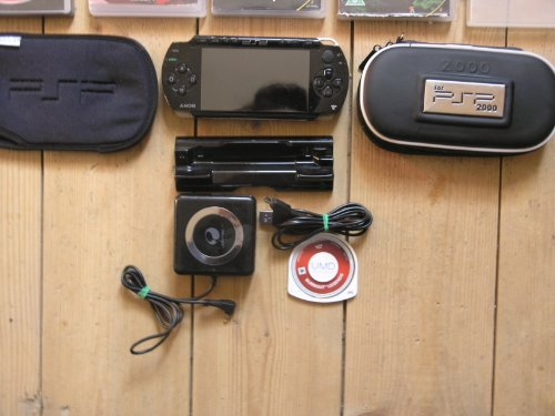 Sony PSP Value Pack - Black