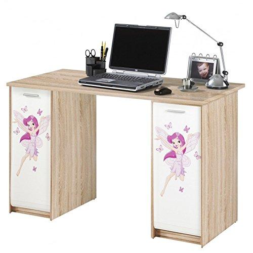 Simmob scout122cn217Scout scrivania con 2casse legno 65x 120x 74cm