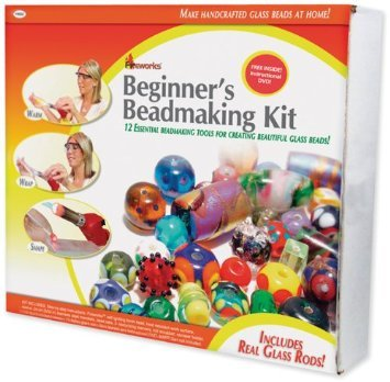Fireworks Beginner's Beadmaking Kit Picture