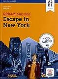 Escape in New York : Niveau A2-B1 (1CD audio MP3)