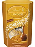 Lindor Caramel 200 g (Pack of 4)