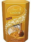 Lindor Caramel 200 g (Pack of 4)