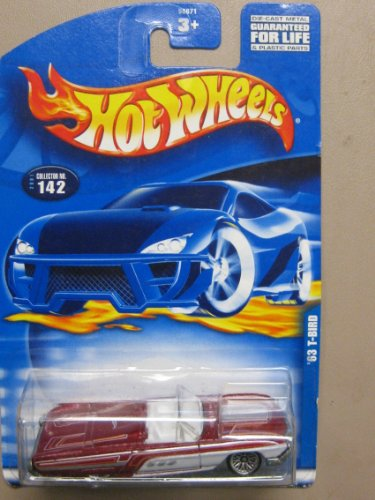 Hot Wheels '63 T-Bird Collector #142 - 1