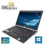 【Microsoft Office2010搭載】【Win 10搭載】DELL E6220/第二世代Core i3 2.1GHz/メモリー4GB/ハードディスク 320GB/12インチ/無線搭載/中古ノートパソコン (DVDドライブなし)