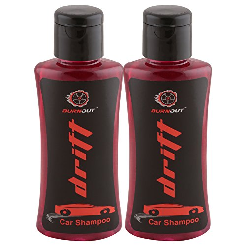 DRIFT CAR SHAMPOO (COMBO PACK 100ml x 2)