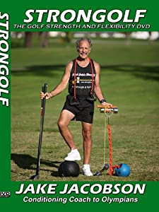 Strongolf - The Golf Strength and Flexibility DVD