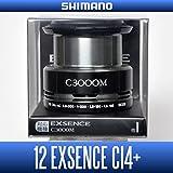 【シマノ純正】 12エクスセンスCI4+ C3000M番用 純正スプール