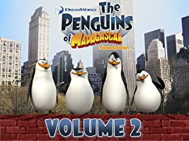 The Penguins of Madagascar Volume 2