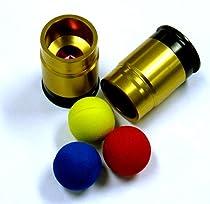 S-Thunder Mini Foam Ball Grenade launcher 2-Pack GOLD SWG-465