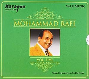 Hindi karaoke songs with lyrics mohd rafi song
