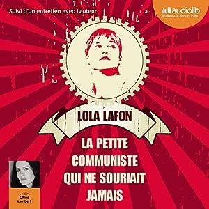 La petite communiste qui ne souriait jamais Audiobook