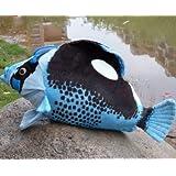 Stuffed Butterfly Fish Plush Sea Animal Soft Toy