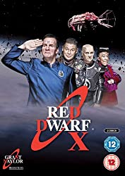 Red Dwarf X [DVD]