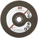 3M Flap Disc 747D, Ceramic Grain, (Pack of 1)