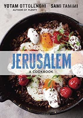 Jerusalem A Cookbook by Ten Speed Press