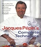 Jacques Pépin's Complete Techniques