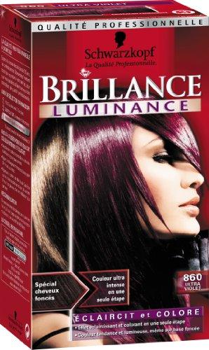 Prix pas cher Schwarzkopf - Brillance - Coloration Permanente ...