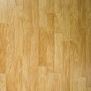... : Quick-Step Eligna 8mm Hickory Laminate in Golden: Home Improvement