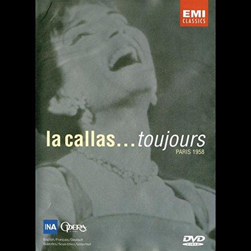 Maria Callas - La Callas ... Toujours (Paris 1958) [DVD] [2005]