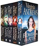 Virginia Andrews Virginia Andrews Dollanganger Collection 5 Books Set Pack RRP £ 34.95 (Garden of Shadows, Petals on the wind, If There be Thorns, Seeds of Yesterday, Flowers in the Attic) (Virginia Andrews Dollanganger Collection)