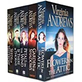 Virginia Andrews Dollanganger Collection 5 Books Set Pack RRP � 34.95 (Garden of Shadows, Petals on the wind, If There be Thorns, Seeds of Yesterday, Flowers in the Attic) (Virginia Andrews Dollanganger Collection)by Virginia Andrews