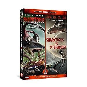 Coffret sharktopus : sharktopus 1 ; sharktopus 2 : sharktopus vs pteracuda