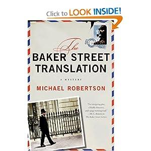 The Baker Street Translation: A Mystery e-book downloads