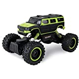 Elektra 1.14 Rock Crawler Rc Car - 4X4 Remote Control Car For Kids ( Color May Vary )