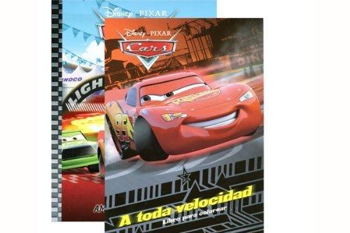 Disney Pixar Cars Amigos Verdaderos Coloring Book - 1