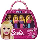 PEZ Gift Tin, Barbie, 1.74 Ounce