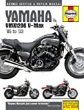 Haynes Owners + Workshop Motorcycle Manual Yamaha V-Max Handbook (85 - 03) 4072 Matthew Coombs