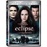 Twilight Saga - Eclipse / La saga Twilight - H�sitation  (Bilingual)by Robert Pattinson