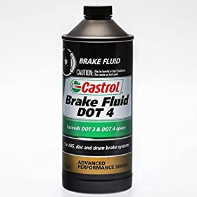 Castrol GT LMA Brake Fluid - 32oz. 12504
