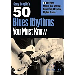 50 Blues Rhythms You Must Know
