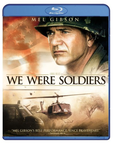 Cover art for  We Were Soldiers [Blu-ray]