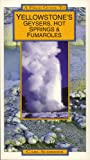 Search : Yellowstone's Geysers, Hot Springs and Fumaroles (Field Guide)