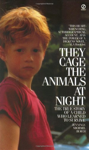 Cover of They Cage the Animals at Night (Signet)