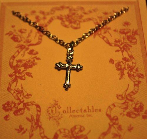 Childrens Jewelry, Cross Necklace