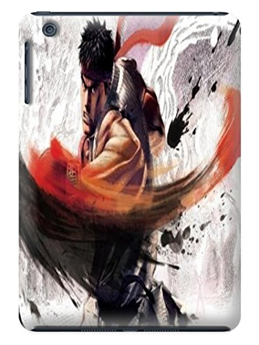 Fashion E-Mall Coolest TPU Logo case Top (Street Fighter Iv) ipad mini Designer Cover