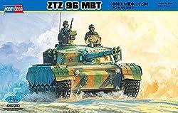Hobby Boss Ztz96 Main Battle Tank Vehicle Model Building Kit