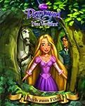 Disney: Rapunzel mit Kippbild: Buch z...