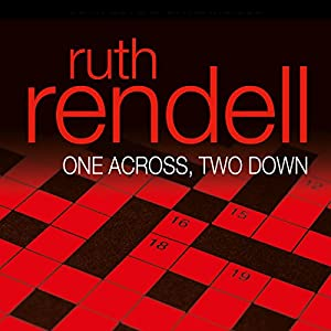 One Across, Two Down | [Ruth Rendell]