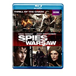 Spies of Warsaw [Blu-ray]
